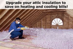 attic insulations installer indiana